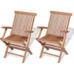 Set houten stoelen